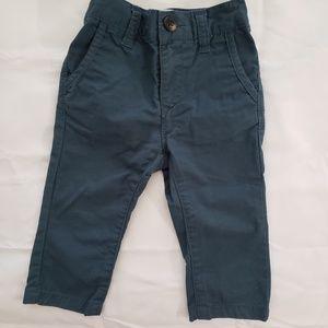 Old Navy Green Skinny Pants 12-18m